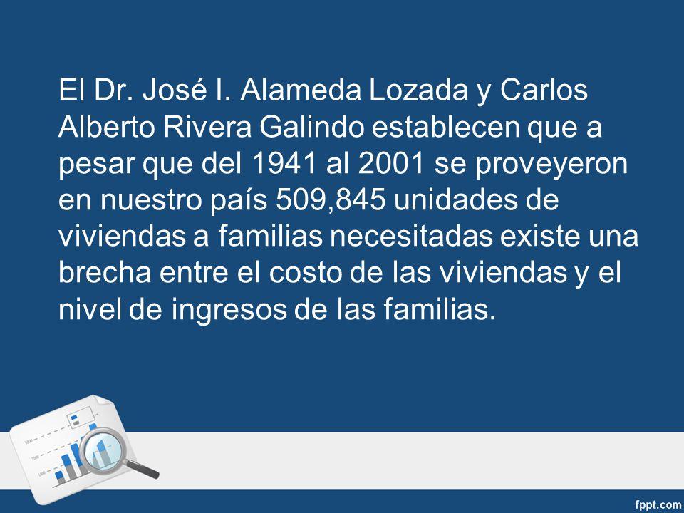 El Dr.José I.