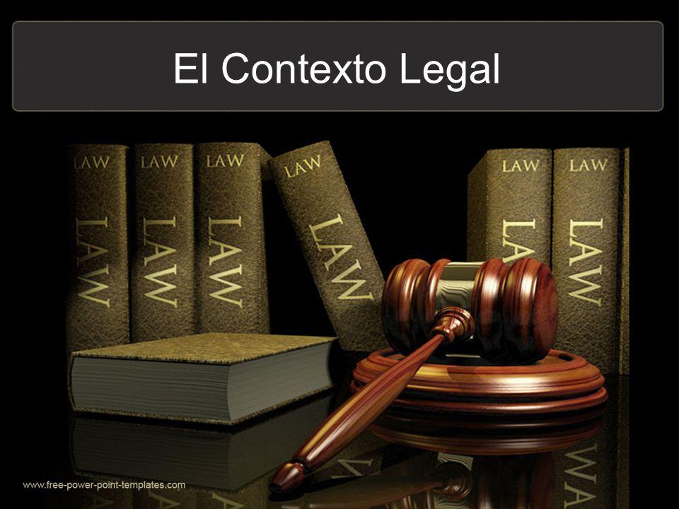El Contexto Legal
