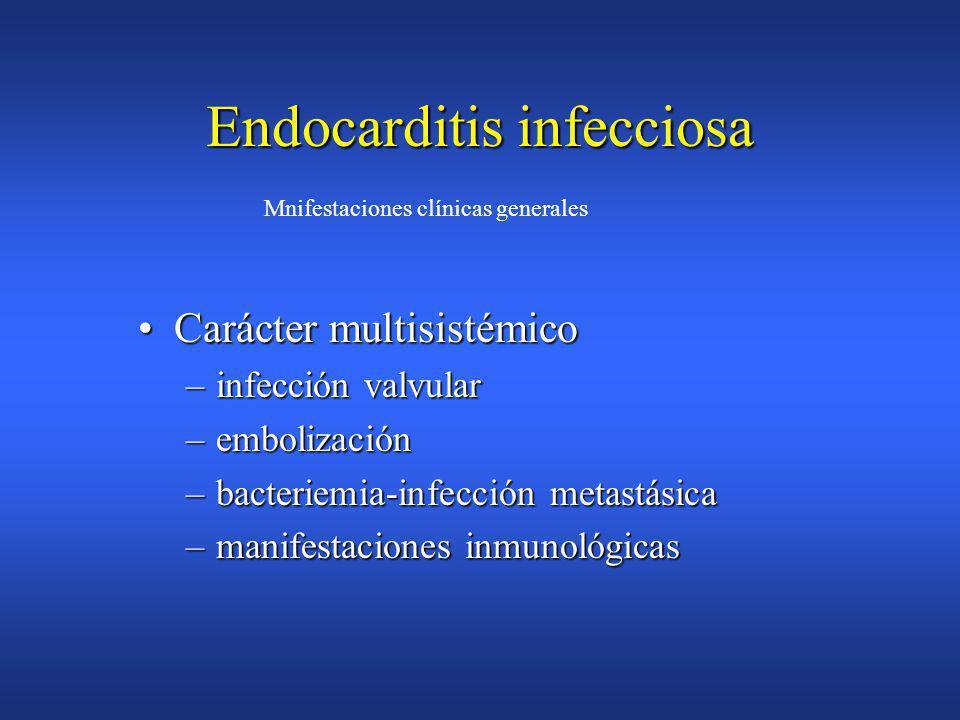 Lesión endotelial Agregación plaquetar ETA colonización Endocarditis infecciosa (vegetación) Endocarditis infecciosa Bacteriemia Velo valvular cicatrización Fibrina