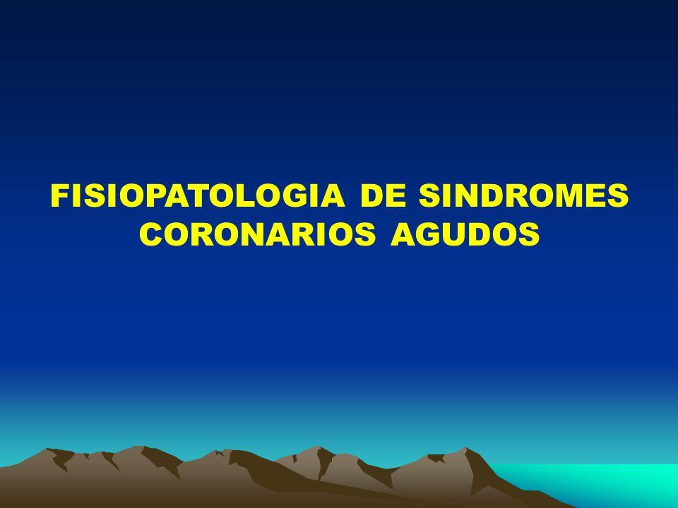 ONDA DE ISQUEMIA (ONDA T INVERTIDA) ONDA DE LESION (ELEV DEL SEGMENTO ST) INFARTO AGUDO DEL MIOCARDIO (ONDA Q + ELEVACION ST+ T INVERTIDA) INFARTO RECIENTE (ONDA Q + NORMALIZACION ST+ T INVERTIDA) INFARTO ANTIGUO (ONDA Q +NORMALIZACION ST+ T NORMAL