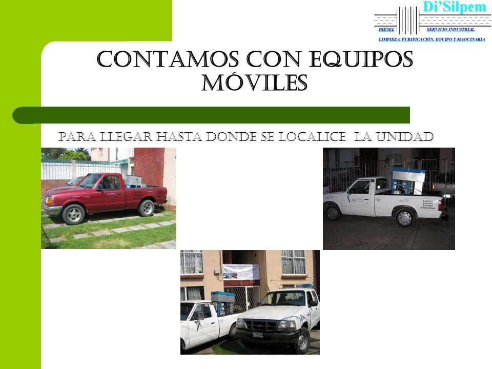 Actualmente operamos en: Puebla México DF Veracruz
