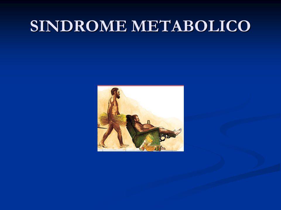 Aterosclerosis en el Síndrome Metabólico 5.Diabetes Factores metabólicos.