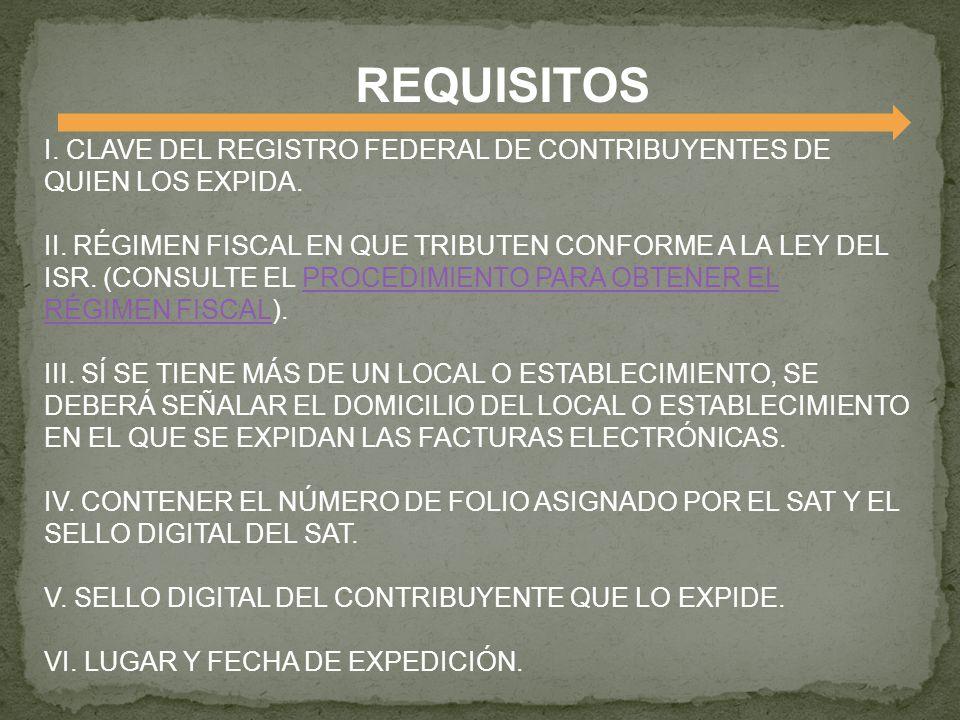 VII.CLAVE DEL REGISTRO FEDERAL DE CONTRIBUYENTES DE LA PERSONA A FAVOR DE QUIEN SE EXPIDA.