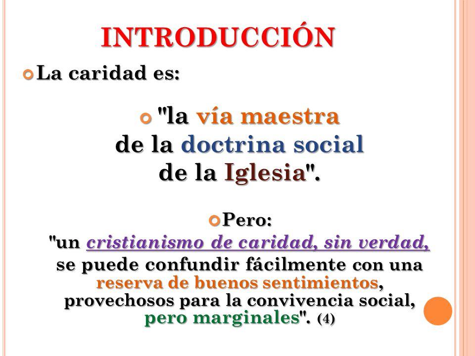 CAPITULO I EL MENSAJE DE LA POPULORUM PROGRESSIO P (1967) Pablo VI, en su Encíclica Populorum Progressio (1967), partía precisamente de esta visión para decirnos dos grandes verdades: