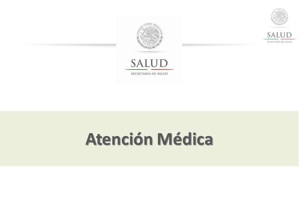 Julio, 2013 Atención Médica