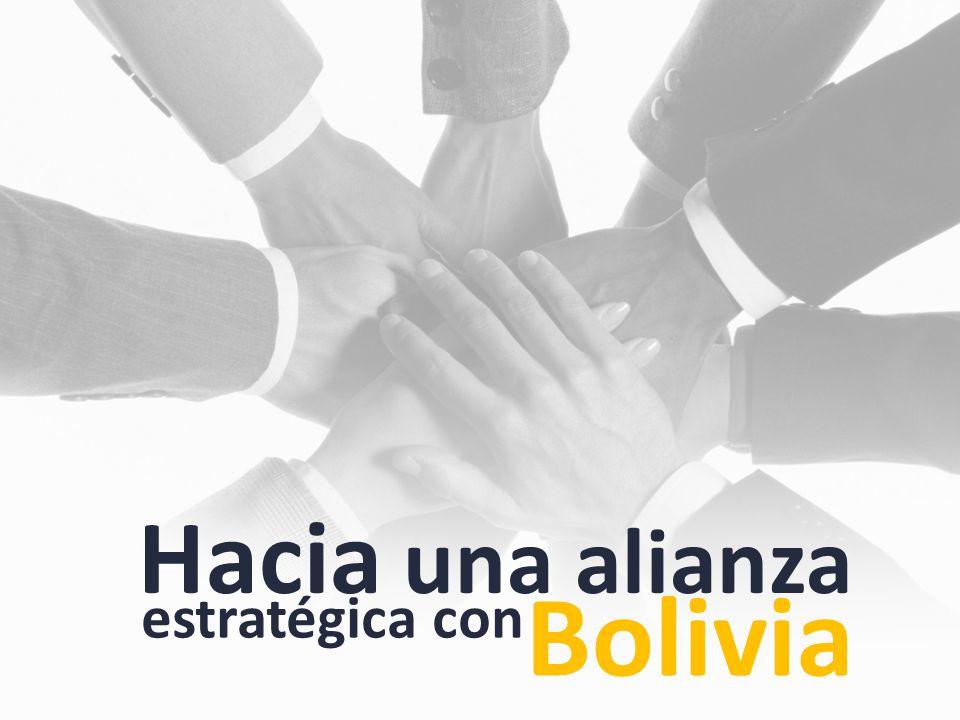 Hacia una alianza Bolivia estratégica con