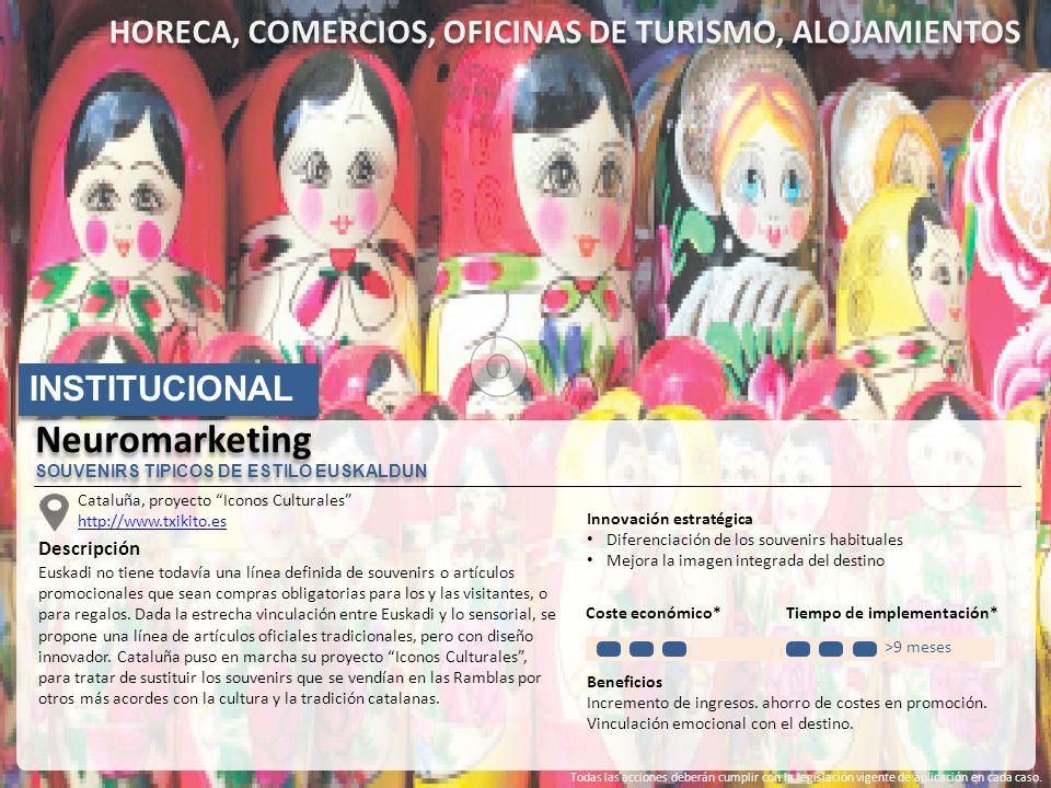Cataluña, proyecto Iconos Culturales http://www.txikito.es Descripción Euskadi no tiene todavía una línea definida de souvenirs o artículos promociona