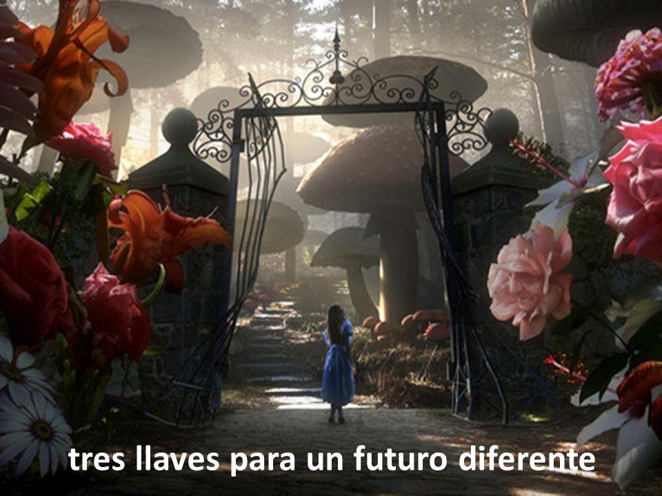 tres llaves para un futuro diferente