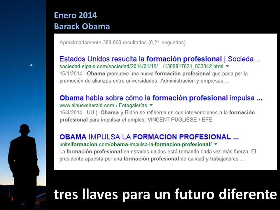 Enero 2014 Barack Obama