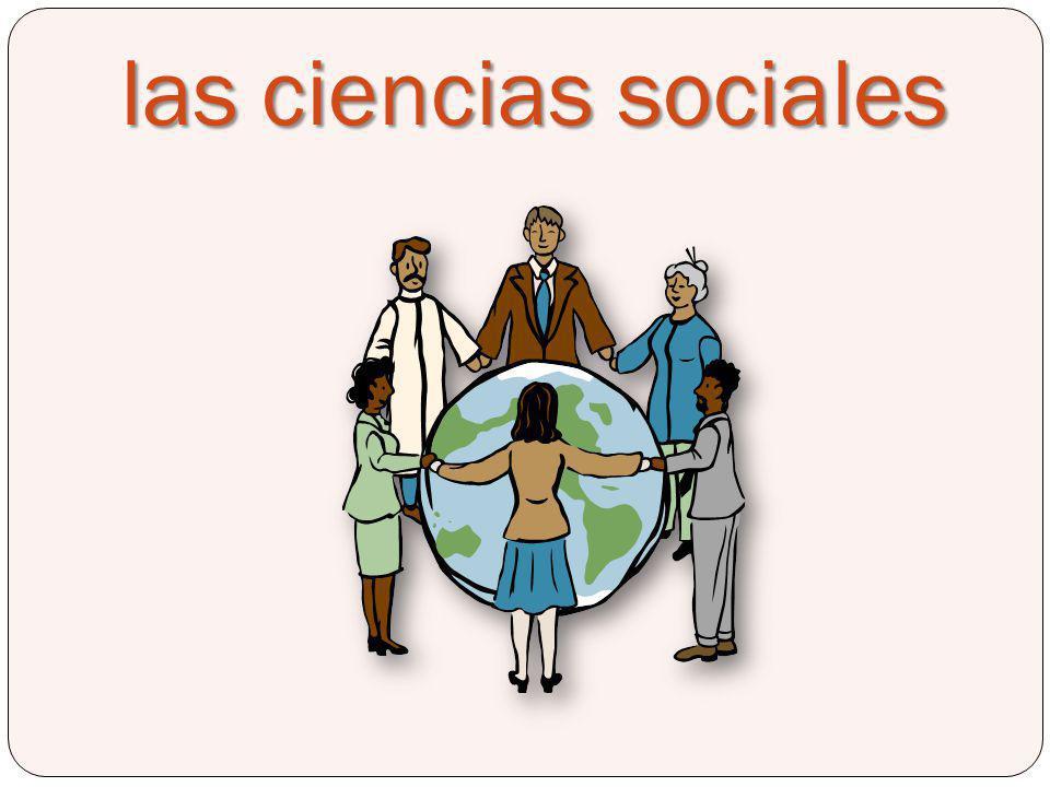 las ciencias sociales