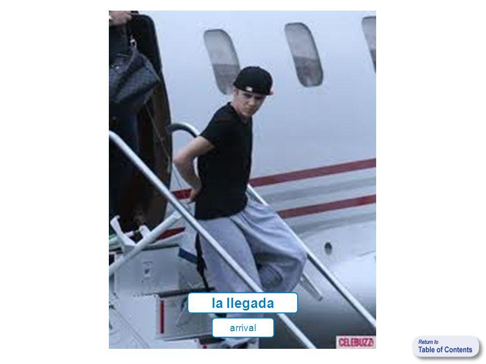 el vuelo flight