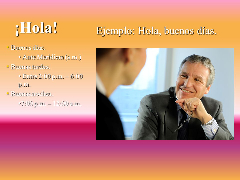 ¡A Preguntar.Interrogative words: Spanish has many words that introduce a question.