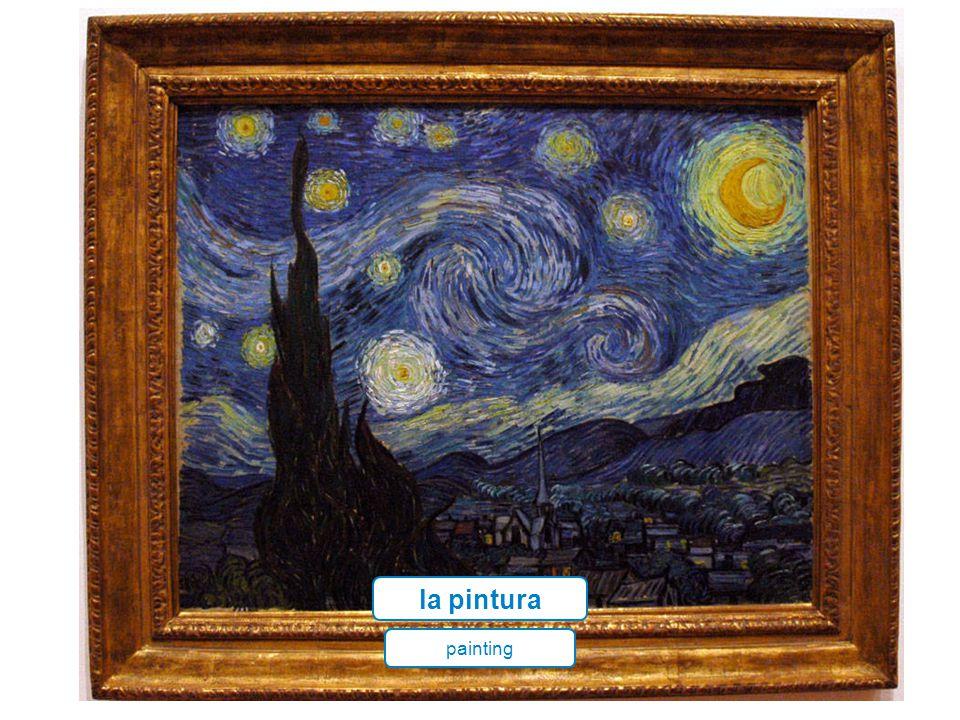 painting la pintura