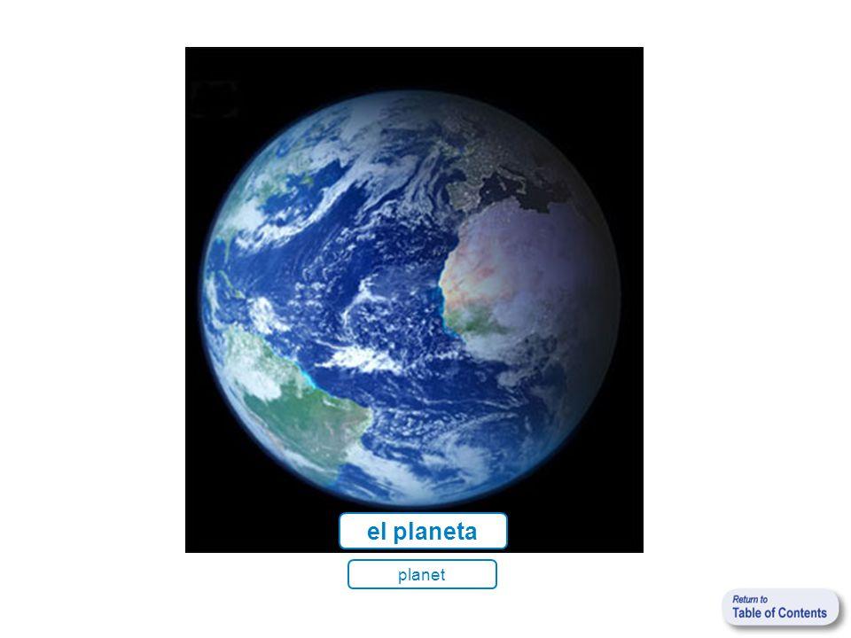 el planeta planet