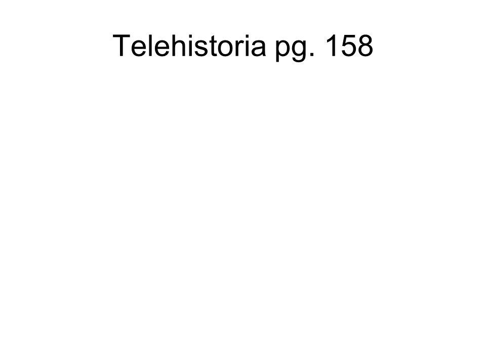 Telehistoria pg. 158
