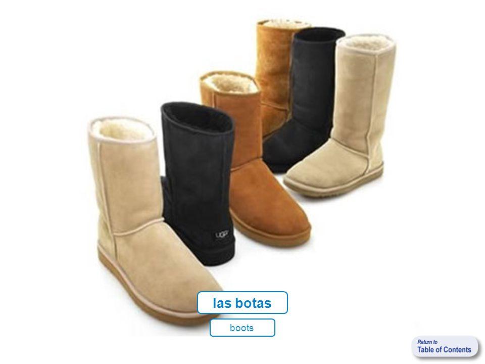 las botas boots