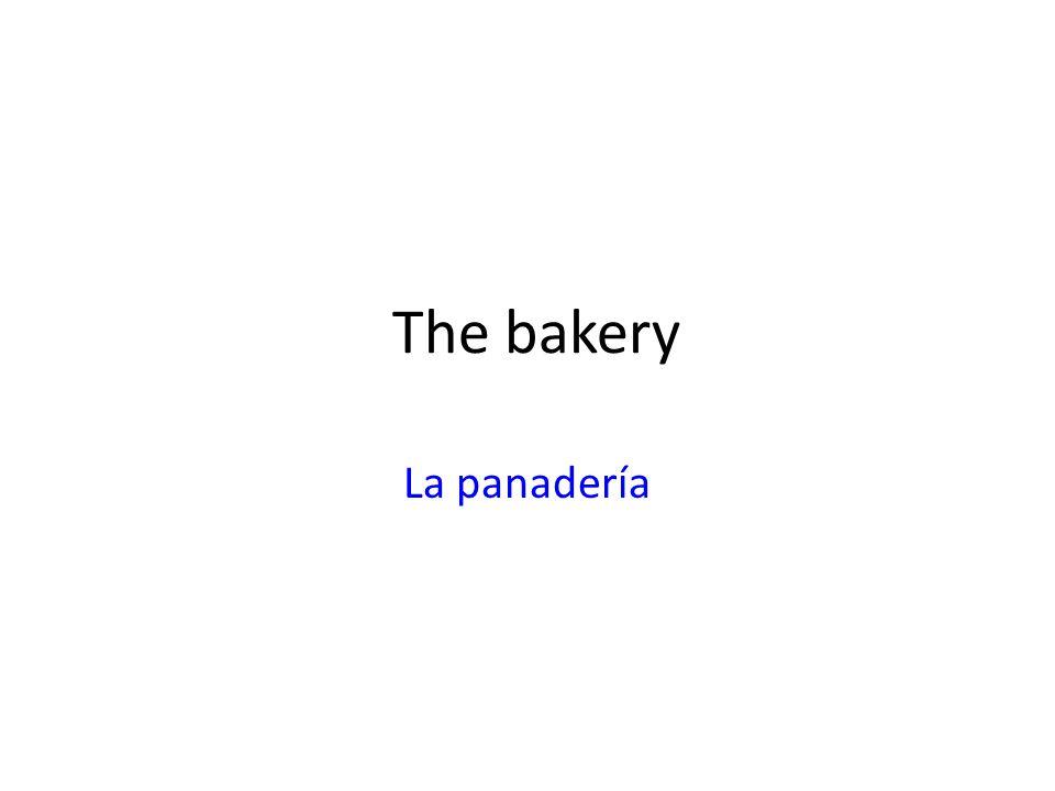 The bakery La panadería