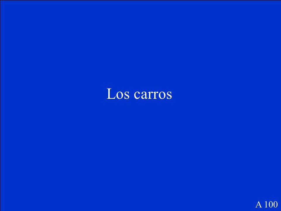 ¿Qué te gusta más, la música de México o la música de España? E 500