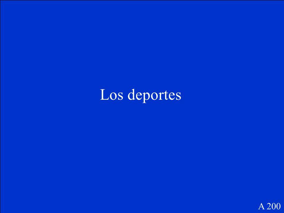 In the sentence: Son los libros de Marcos, de indicates ___________. B 200