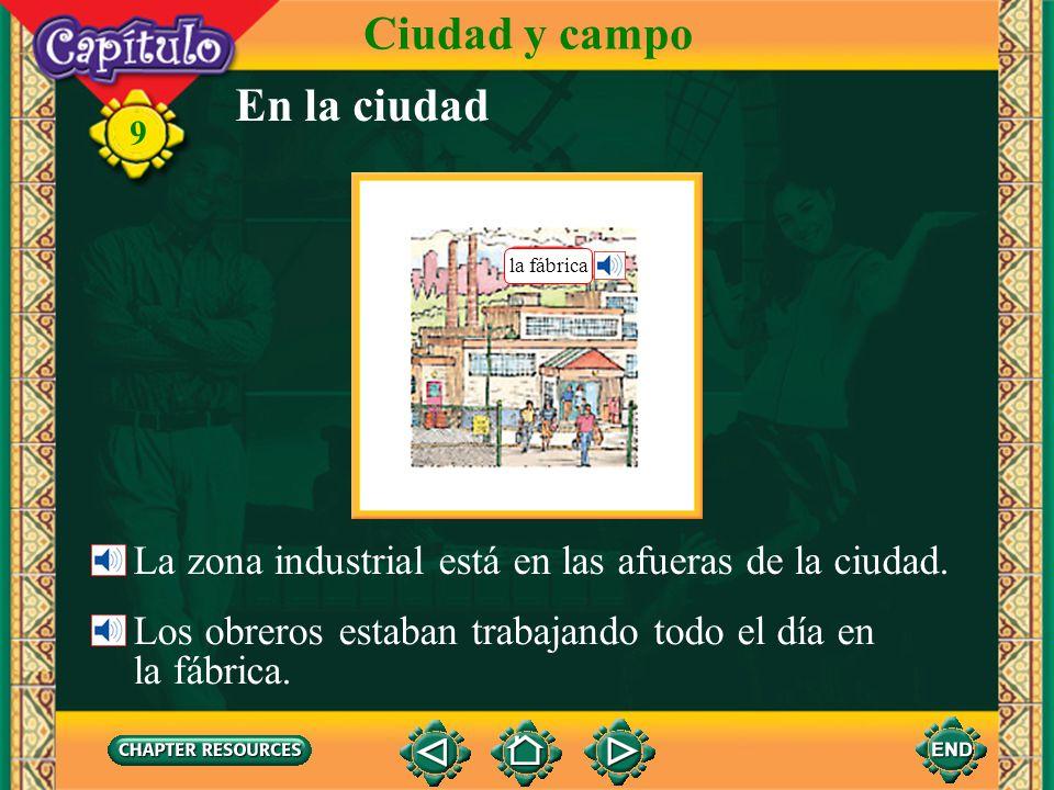 9 la ranuraslot Talking about public transportation Vocabulario Ciudad y campo la parada del busbus stop el autobús, la guagua, el camión bus (Spanish-English)