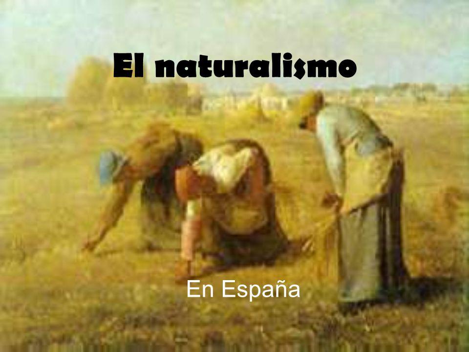 El naturalismo En España