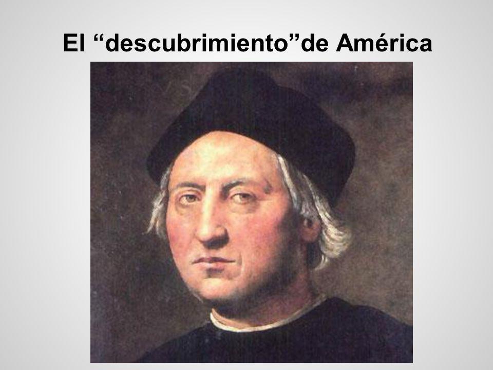 El descubrimientode América