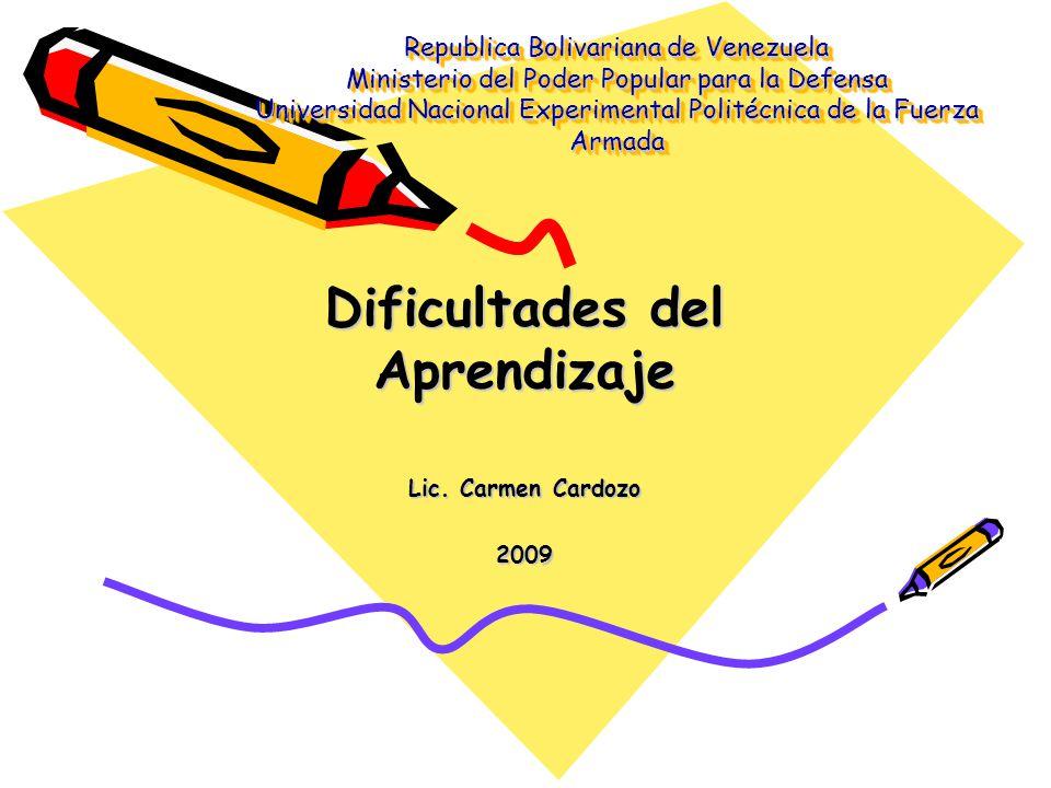 Republica Bolivariana de Venezuela Ministerio del Poder Popular para la Defensa Universidad Nacional Experimental Politécnica de la Fuerza Armada Difi