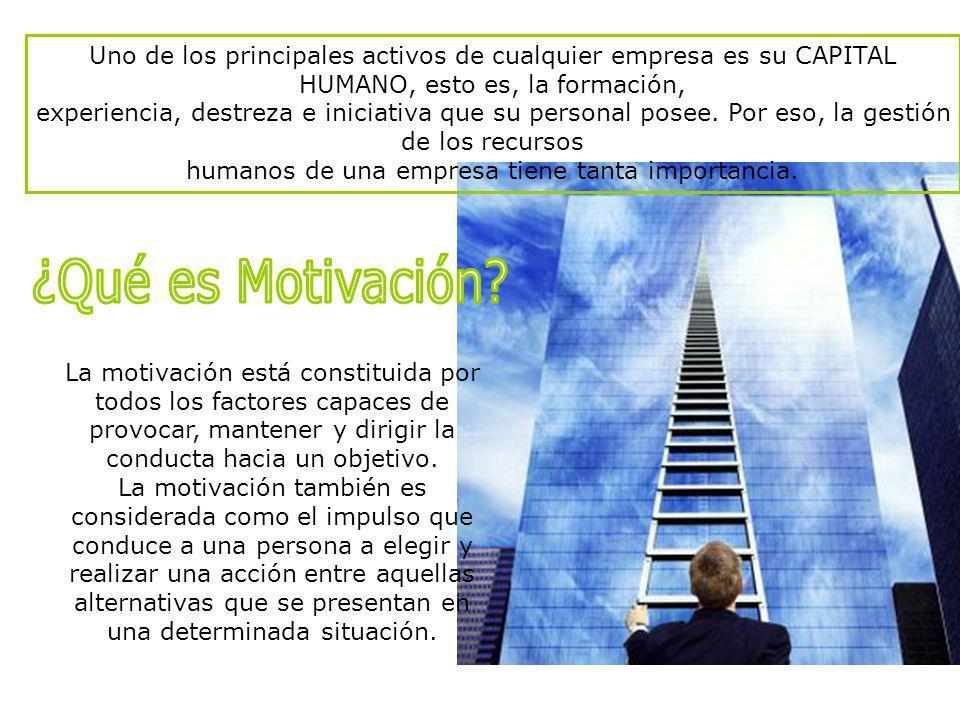 Uno de los principales activos de cualquier empresa es su CAPITAL HUMANO, esto es, la formación, experiencia, destreza e iniciativa que su personal po