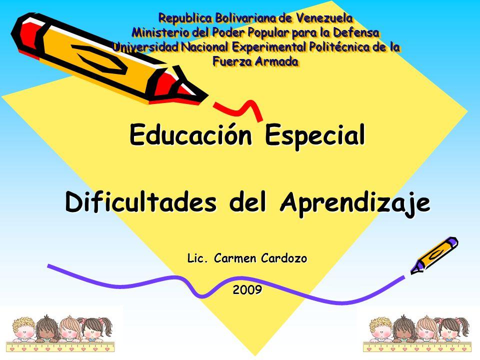 Republica Bolivariana de Venezuela Ministerio del Poder Popular para la Defensa Universidad Nacional Experimental Politécnica de la Fuerza Armada Educ