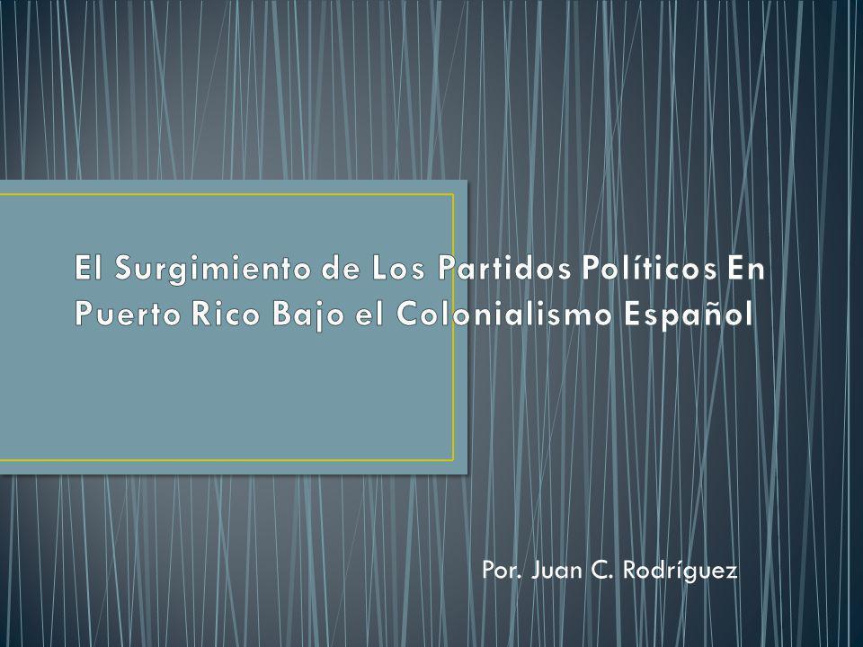 Por. Juan C. Rodríguez