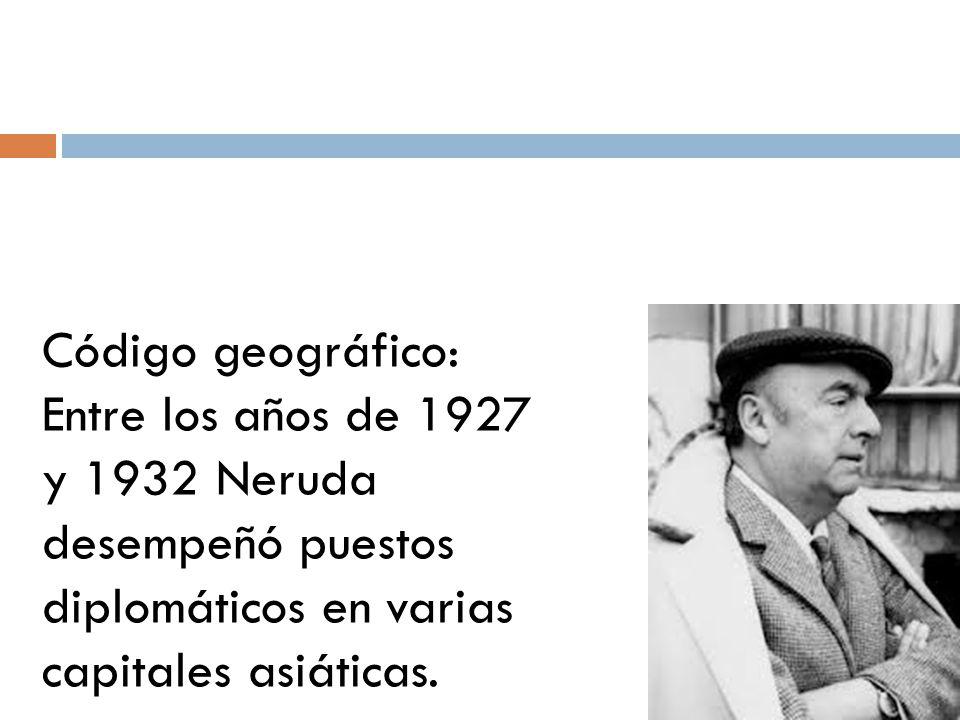 Walking around (Neruda) Fuera de su medio ambiente latino, escuchando idiomas que no conocía y separado de sus amigos, Neruda sintió un intenso aislamiento y una desesperación que se trasladó a imágenes incongruentes en sus poemas.