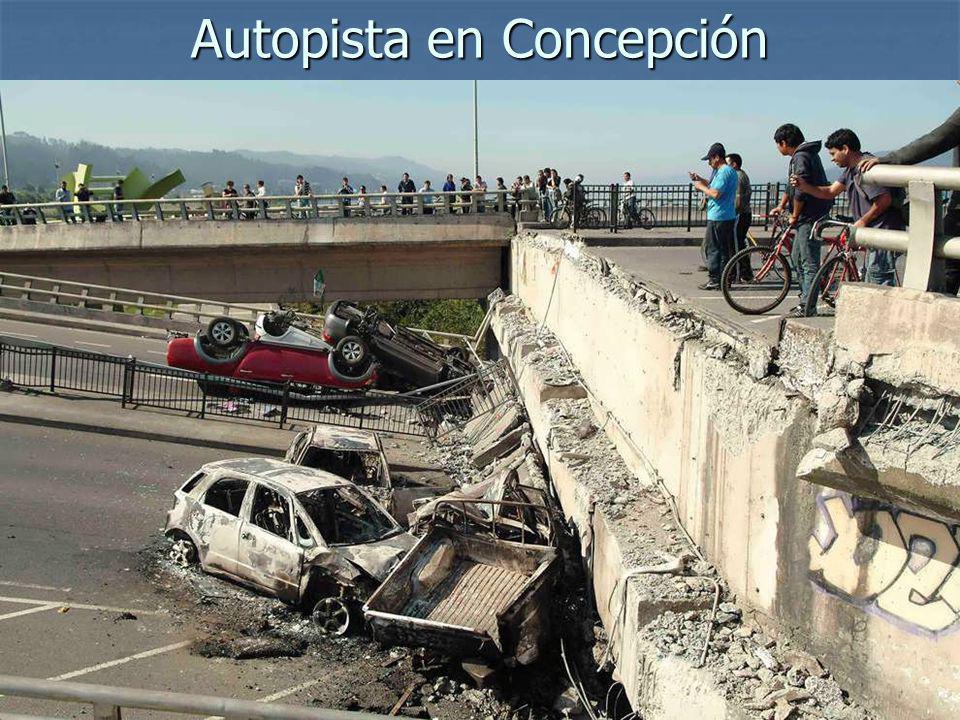 Autopista en Concepción