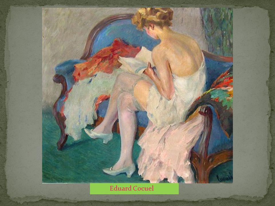Mary Cassatt Al lector se le llenaron de pronto los ojos de lágrimas, y una voz cariñosa le susurró al oído: ¿Por qué lloras, si todo en ese libro es