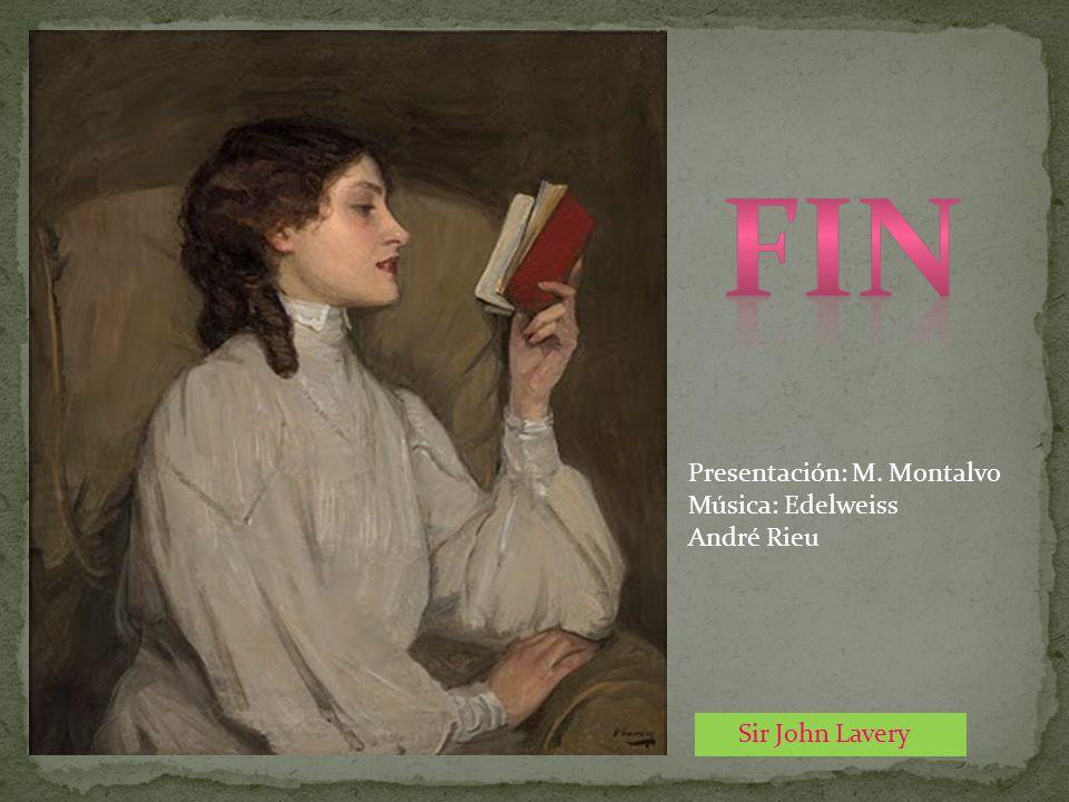 Frederick Leighton Un libro abierto es un cerebro que habla; olvidado, un alma que perdona, destruido, un corazón que llora. (Proverbio hindú)