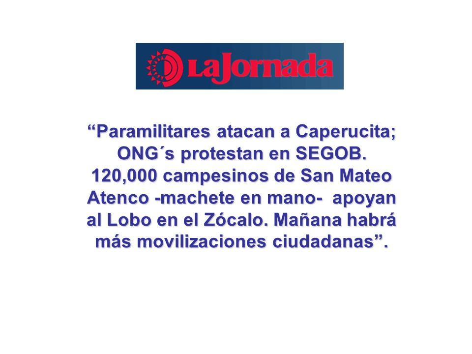 Andrés Manuel López Obrador: Ej que.......(20 segundos) ejte asunto de la Caperucita....