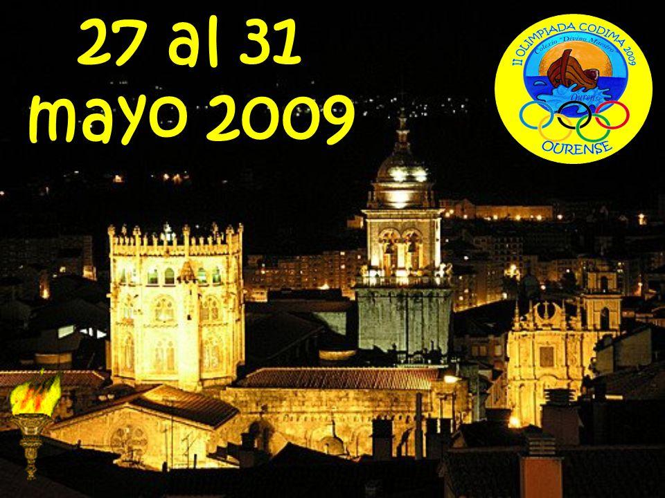 27 al 31 mayo 2009