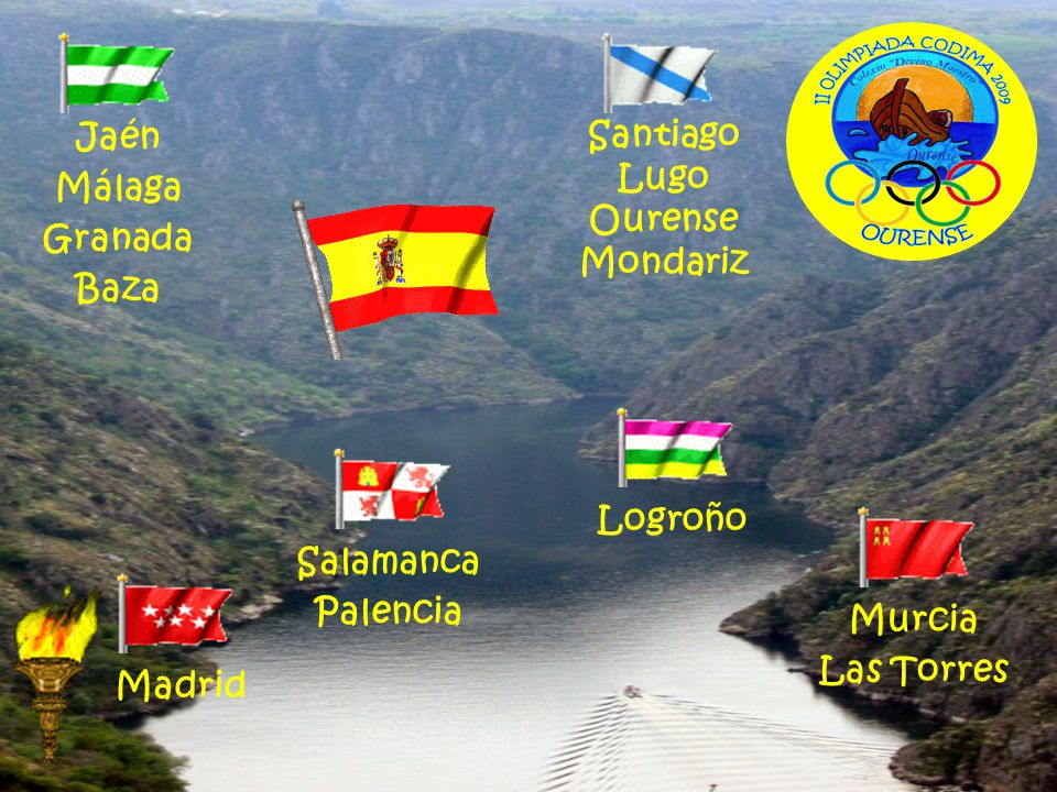 ALOJAMIENTO Y GUÍAS Los participantes se alojarán en albergues de la provincia a una distancia máxima de 30 km de la ciudad.