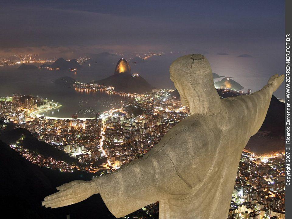 Cristo Redentor, Río de Janeiro, Brasil Musica por Astrud Gilberto Corcovado (Noches Tranquilas) Una de las Siete Nuevas Maravillas del Mundo