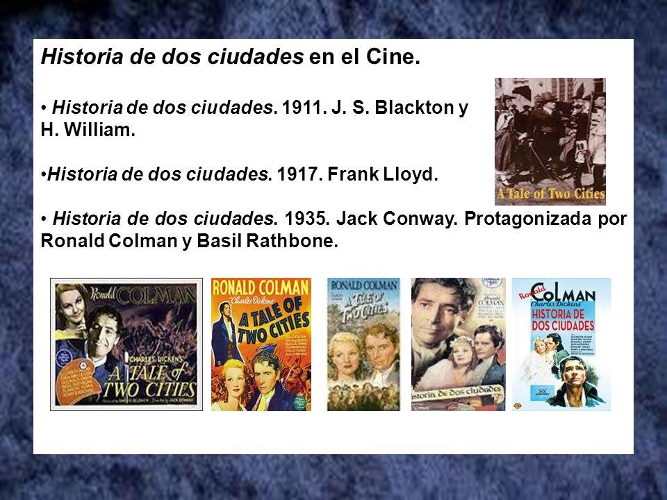 Hemos participado en la Sesión del Club de Lectura: Historia de dos ciudades en el Cine.
