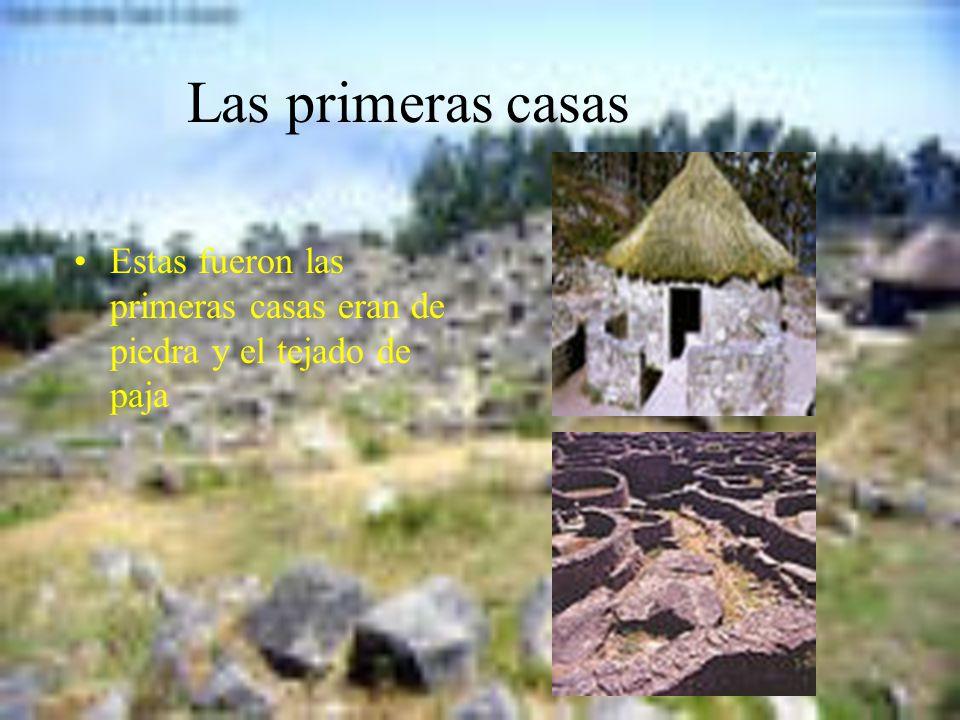 Los primeros inventos La rueda(piedra) El fuego(golpeando dos piedras).