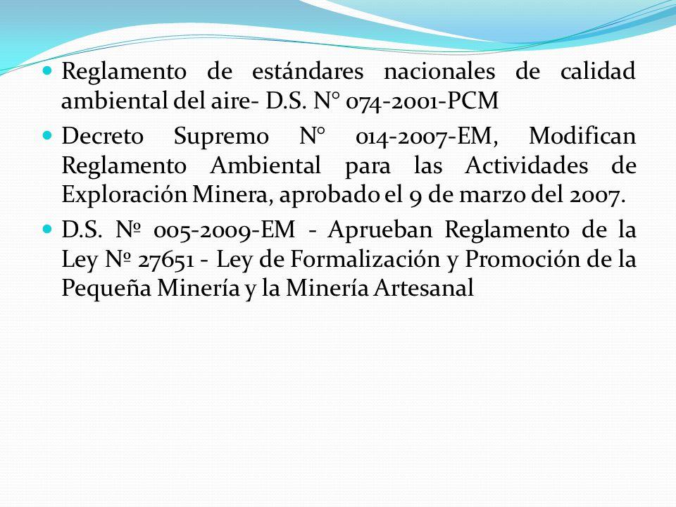 Diciembre, 2007 Distribución Según la Ley Actual (Ley 28322) CANON 50%de Ingresos y Rentas 40% Municipalidades Distritales donde se explota el recurso natural.
