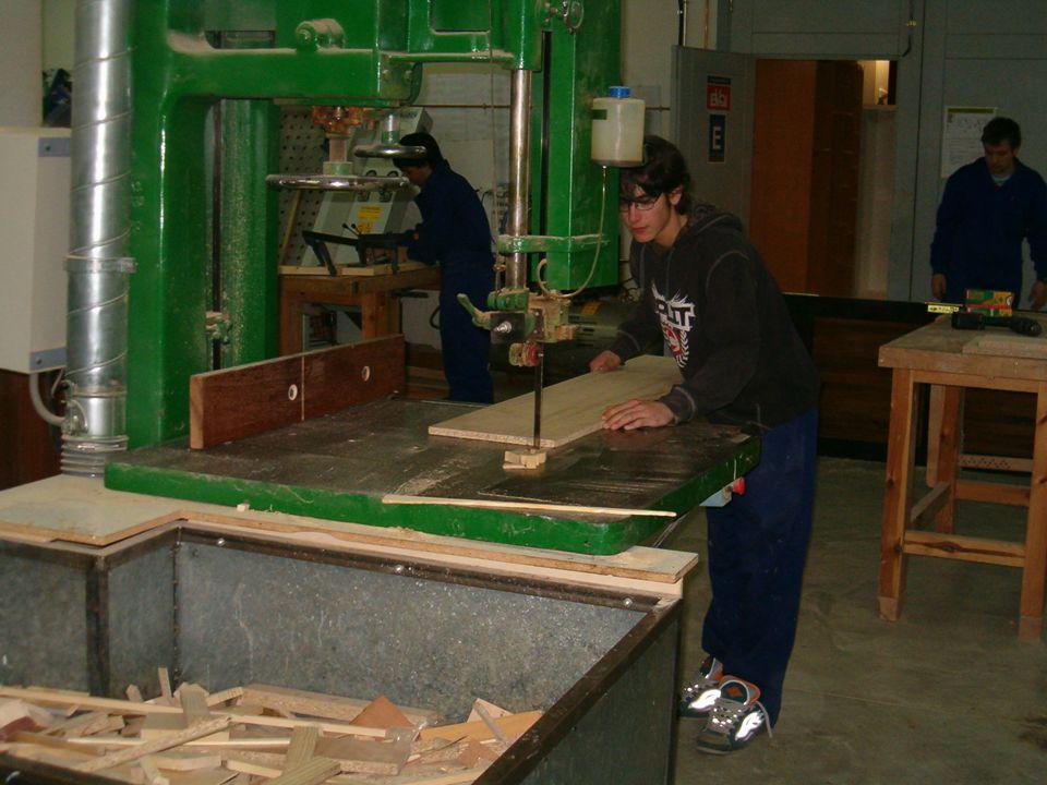 MÓDULO 1MÓDULO2MÓDULO3MÓDULO4 MÓDULO 5 ÁREA DE FORMACIÓN PROFESIONAL ESPECÍFICA Fabricación e instalación de carpintería de obra Fabricación e instalación de muebles Tratamiento de superficies de madera Módulo propio.