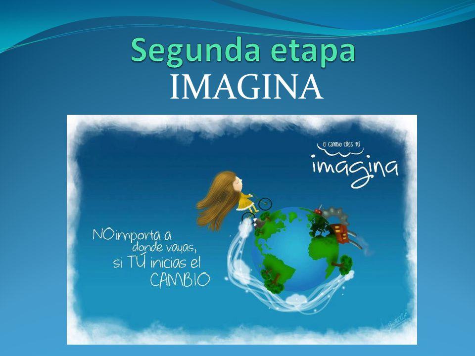 Dejamos volar nuestra imaginación y obtuvimos ideas para mejorar nuestro medio ambiente
