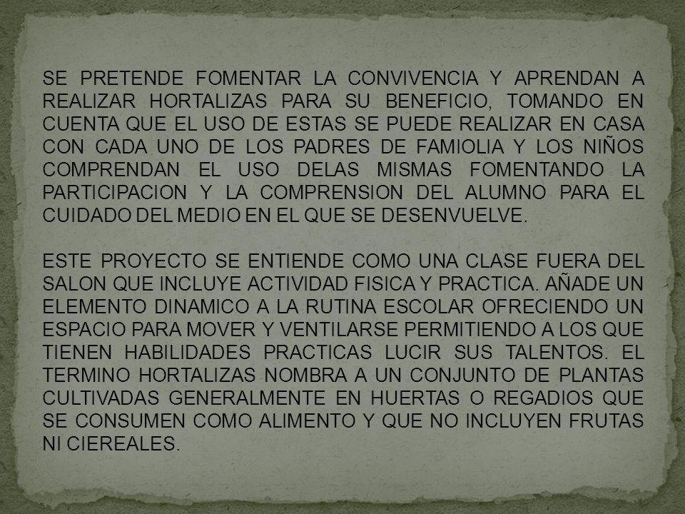 REVISION Y CUIDADO DE PARCELAS EN CONJUNTO CON LOS ALUMNOS, LIMPIEZA DE PARCELAS RIEGO DE LAS MISMAS