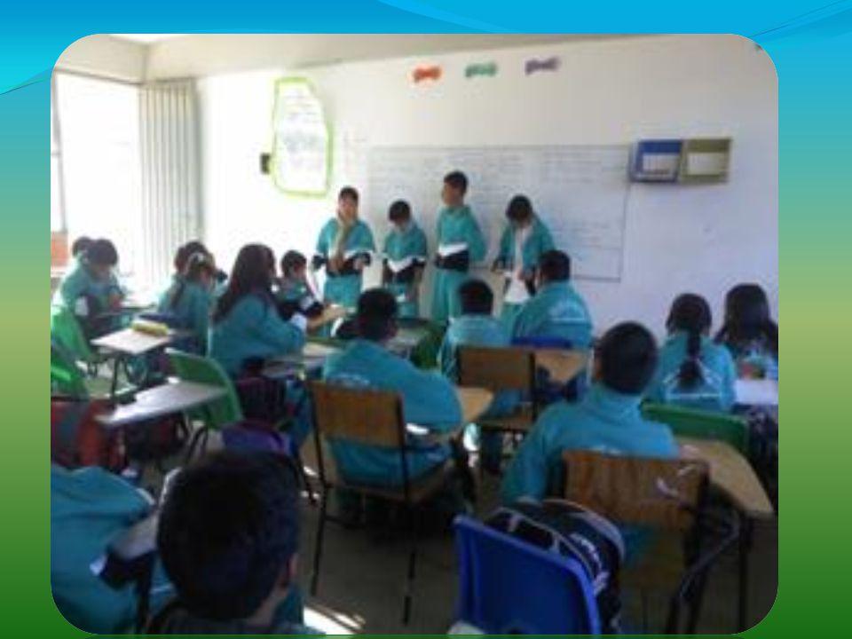 ETAPA 3 HAZ OBJETIVO: Lograr que los alumnos se comprometieran y se involucraran directamente en la ejecución de cada una de las actividades.