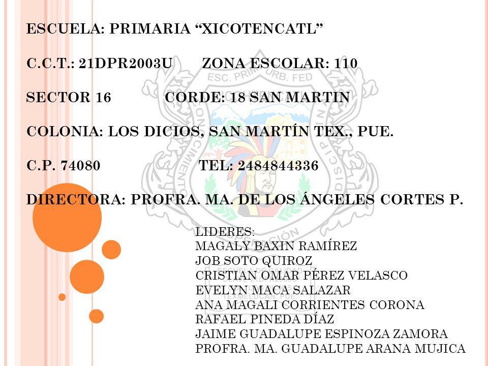 Tuvimos el asesoramiento de la Corde 18 de San Martín, para la elaboración de Composta