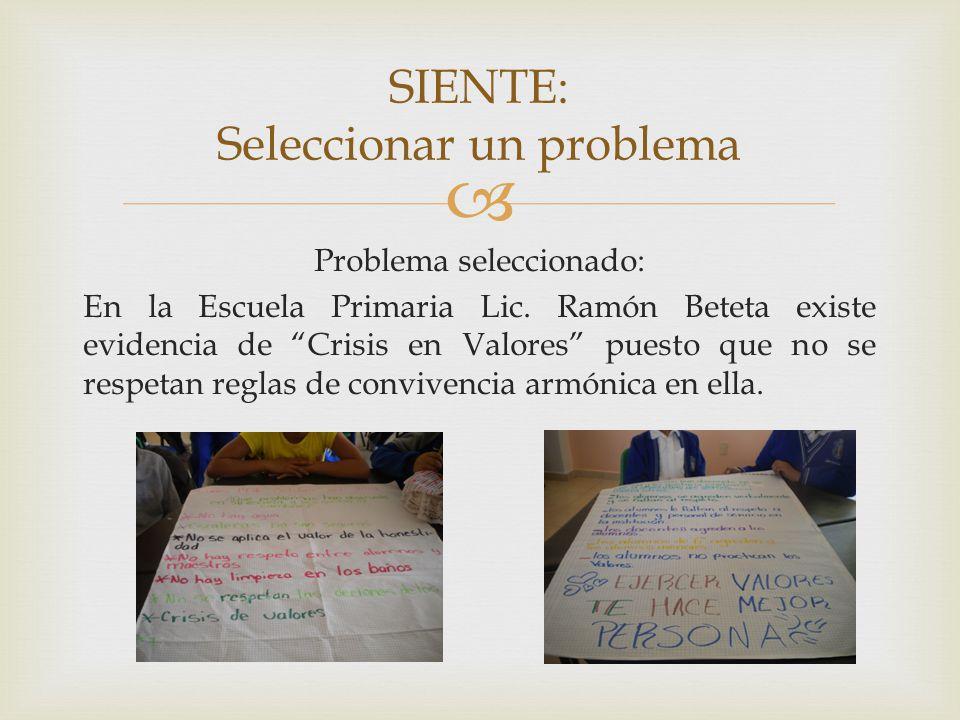 Dentro de esta fase los alumnos piensan, proponen y crean estrategias, acciones e ideas para dar atención al problema seleccionado.