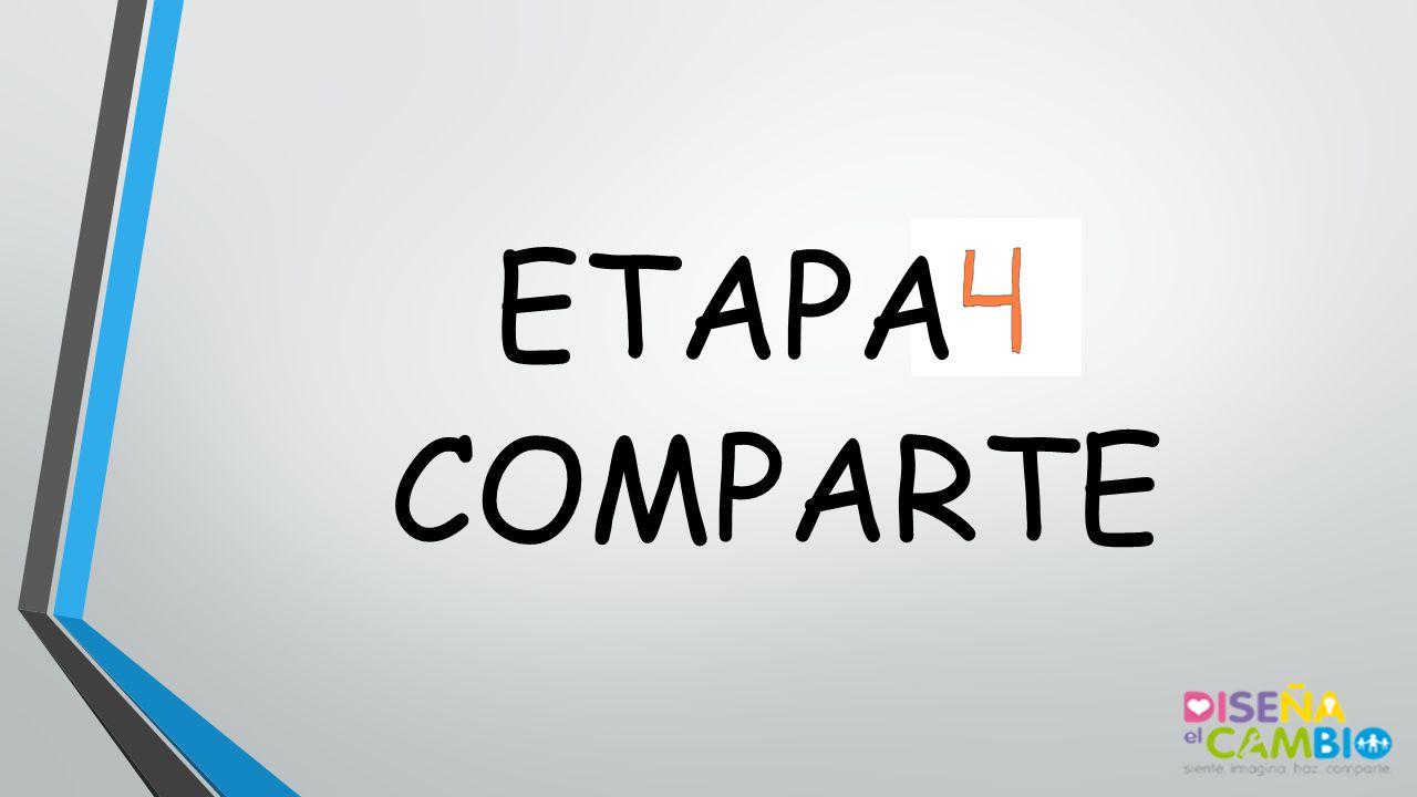 COMPARTE ETAPA