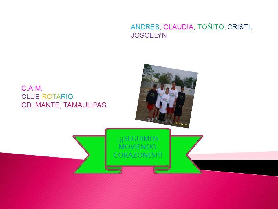 C.A.M.CLUB ROTARIO CD.