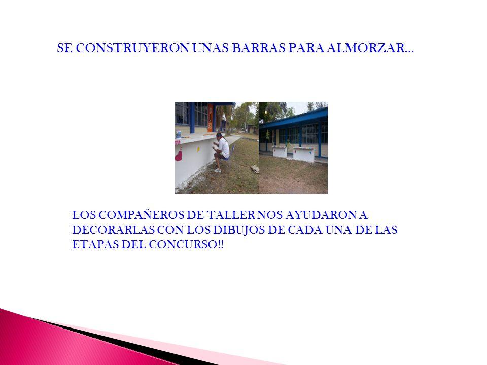 COMPAÑEROS DEL ÀREA LABORAL